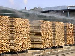 древесное производство